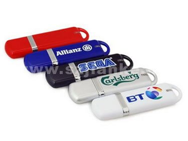 Custom USB Flash Drive for Promotion Gift (102)