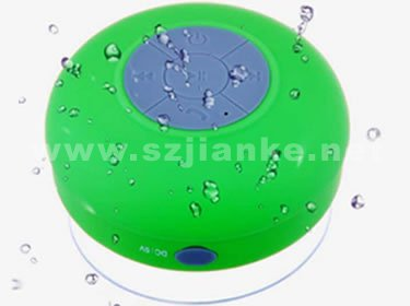 Suction Waterproof Wireless Bluetooth Speaker (407)